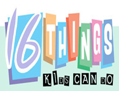 16 Things Kids Can Do . Org